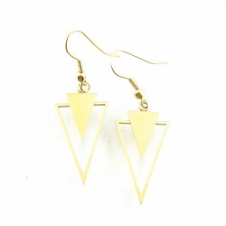 BO triangle art deco 2.5cm