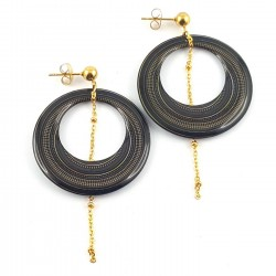 BO grd diamètre chaîne dorée - sublime
