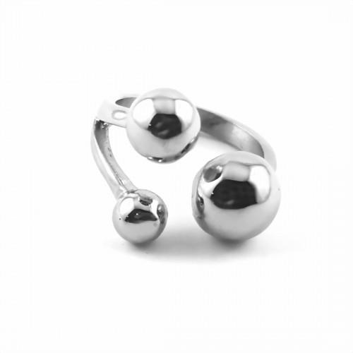 BAG acier 3 sphères