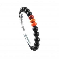 BRA élastique noir + ceramiq. 3 couleurs