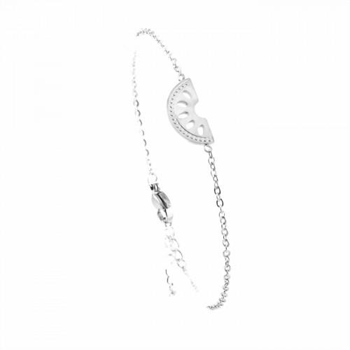 Bracelet tranche pastèque