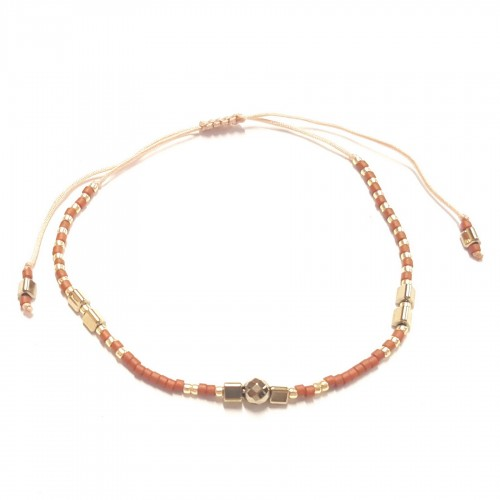 Bracelet coulissant minimaliste