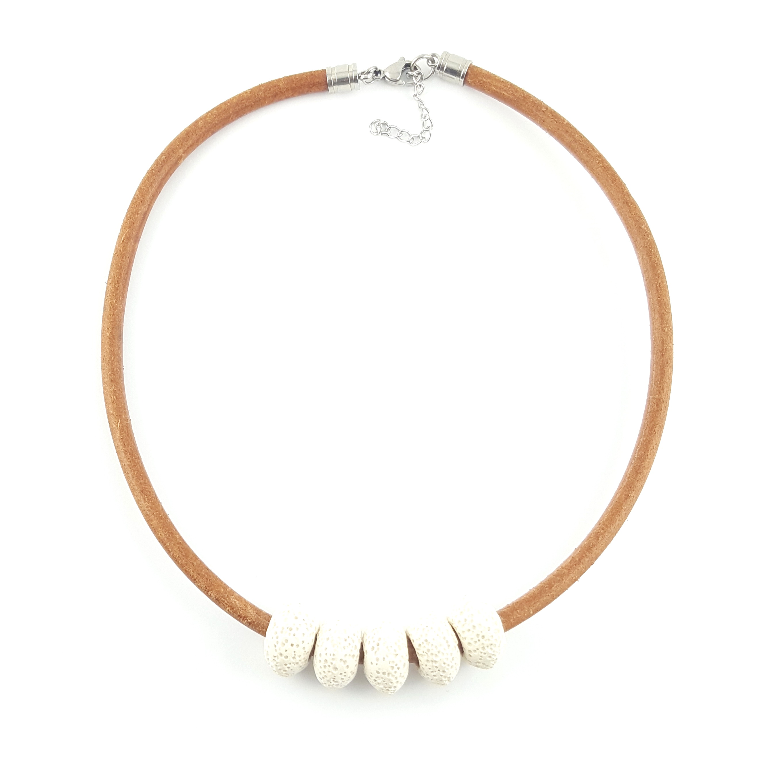 collier naturel