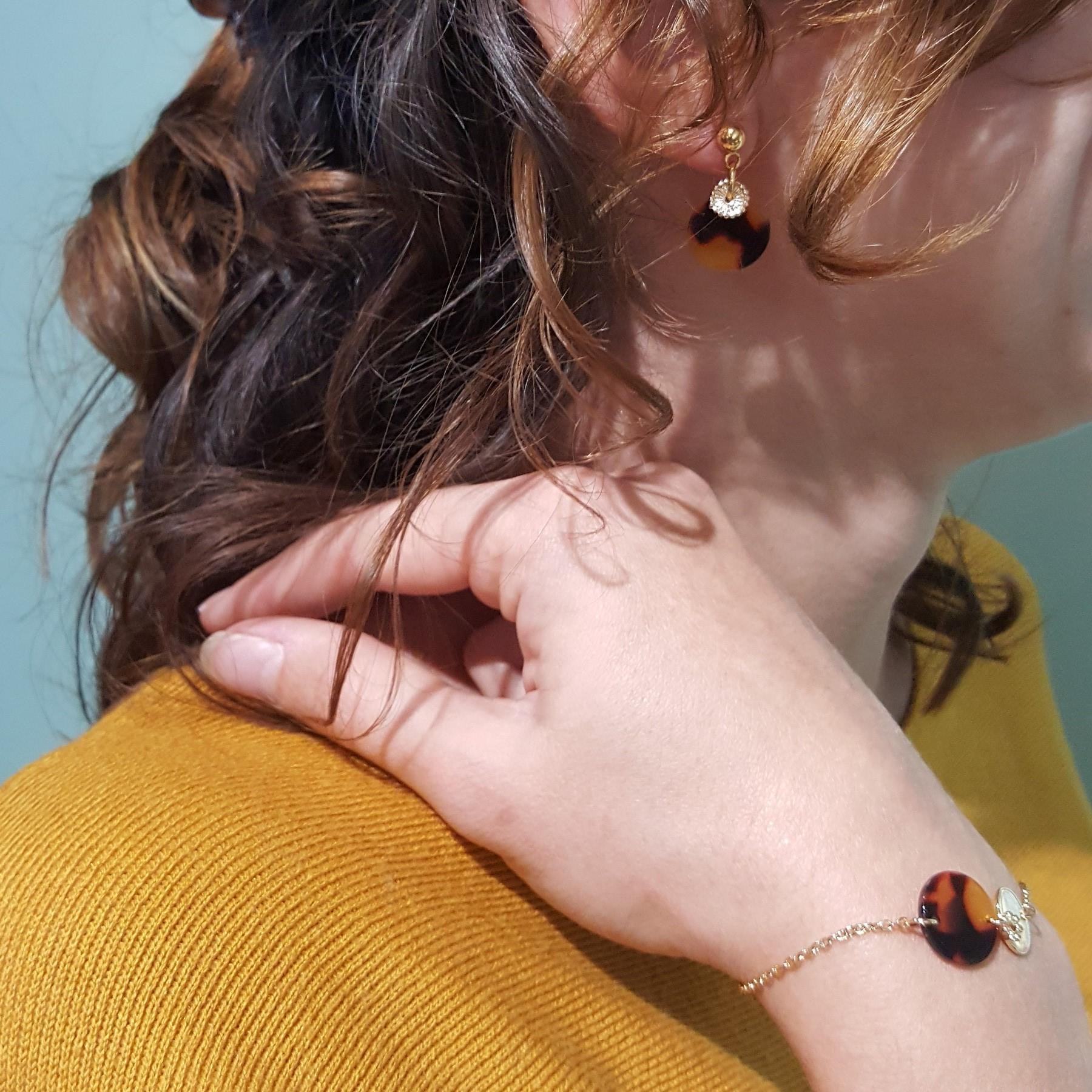 clermont-ferrand bijoux - identités collier vintage